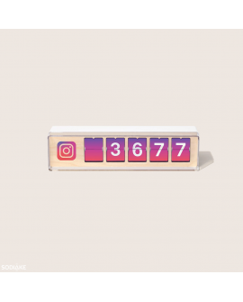 Compteur de Followers Instagram