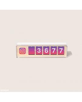 Compteur Instagram