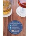 Coasters (sous-bock) pour communiquer sur le Compteur à Likes Facebook (Smiirl)