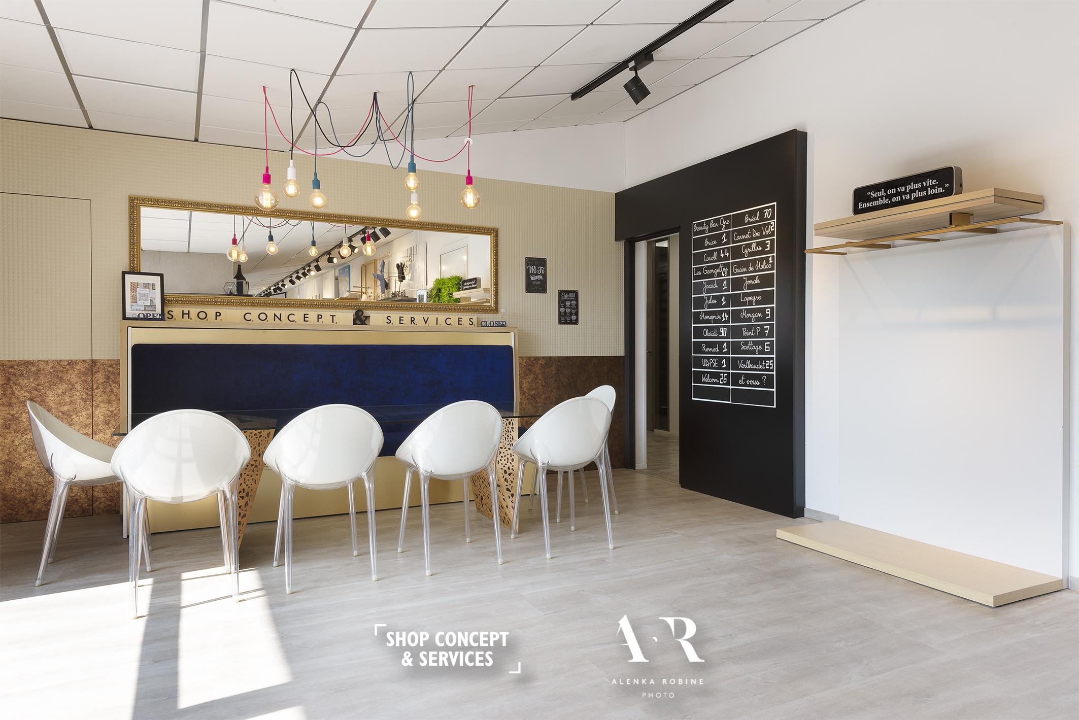 Photo 1 du showroom de Shop Concept & Services