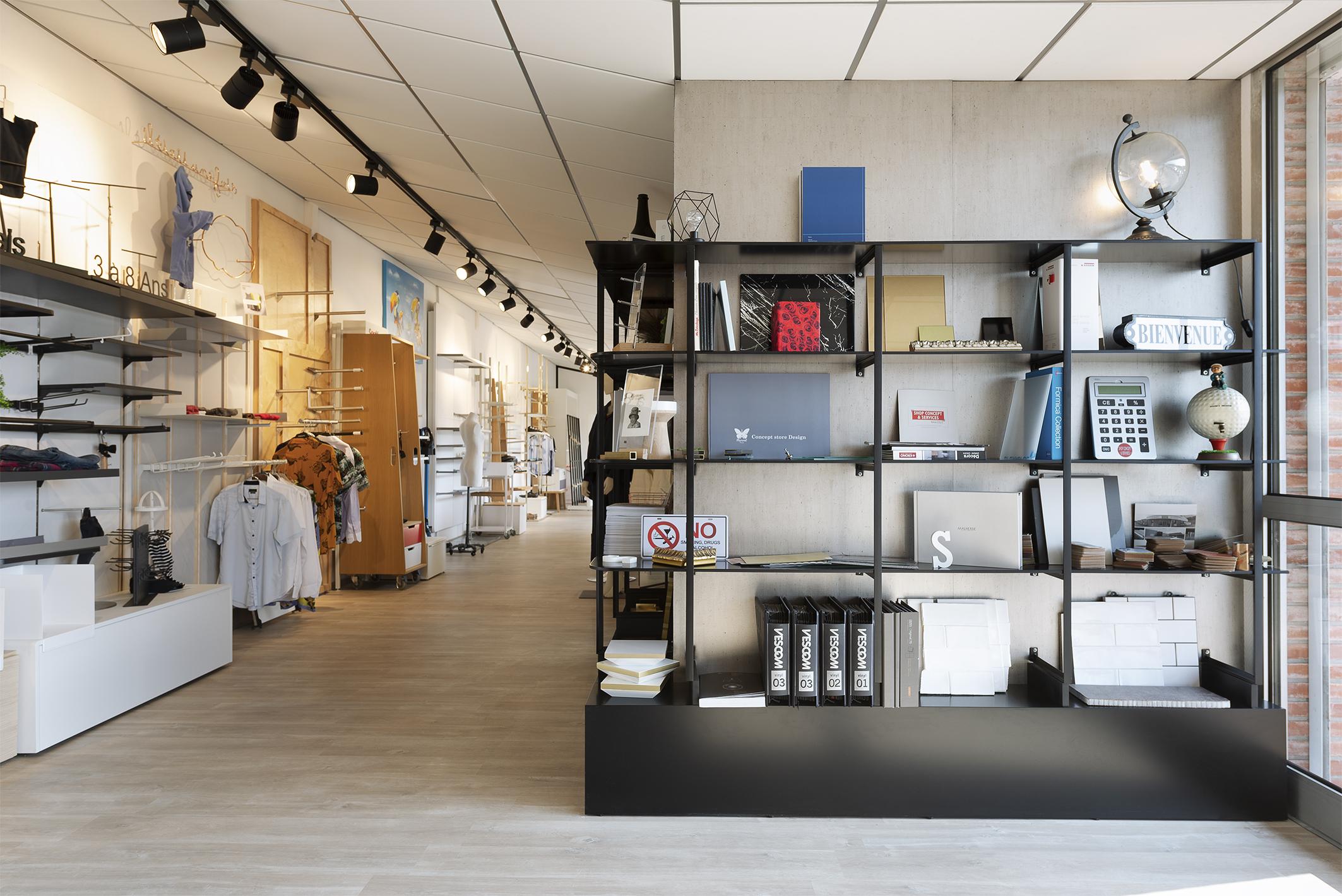 Photo 3 du showroom de Shop Concept & Services