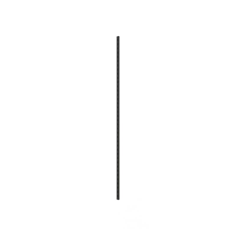 Crémaillère noir